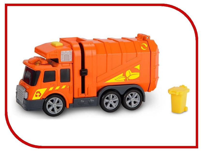 Игрушка Dickie Toys Мусоровоз 3302000 игрушка dickie toys городской поезд 3748002