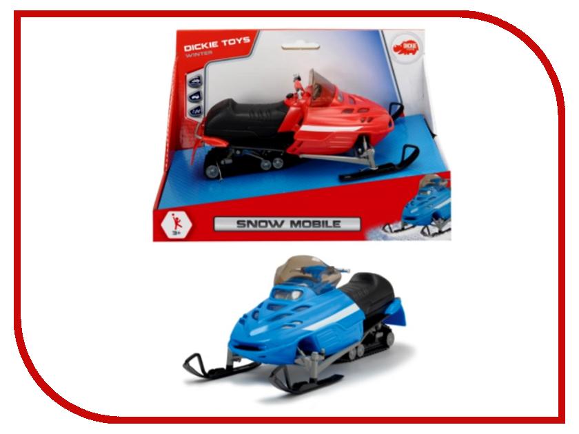 Игрушка Dickie Toys Снегокат 3783001 dickie toys dickie toys гараж с машинками