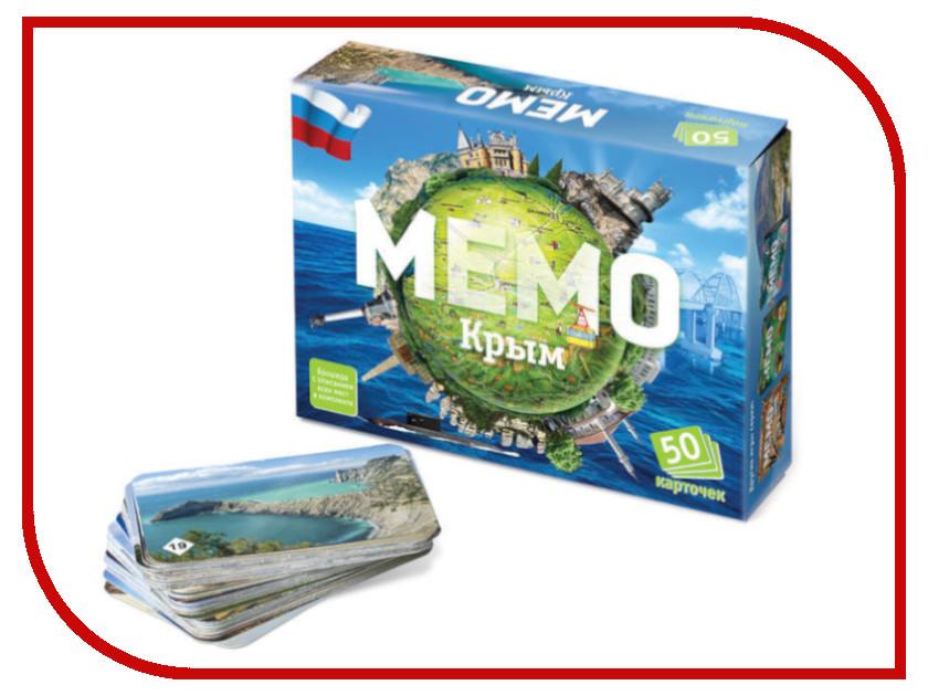 Настольная игра Нескучные Игры Мемо Крым НИ17