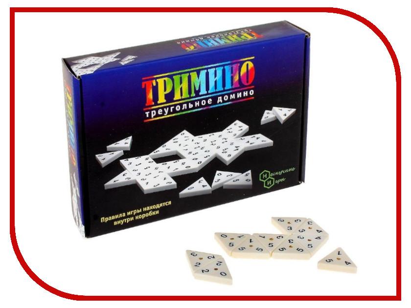 Настольная игра Нескучные Игры Тримино НИ21