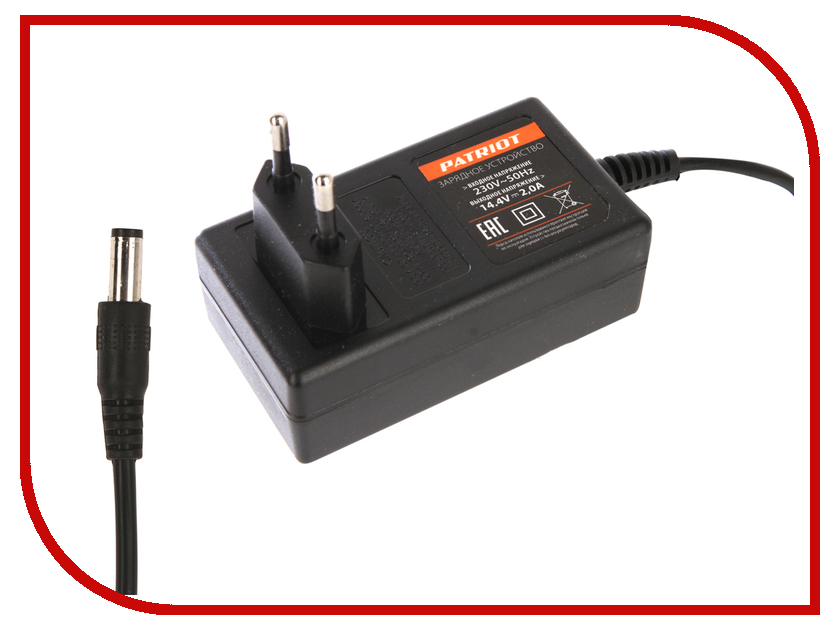 Зарядное устройство Patriot для Li-Ion BR 141Li 180201111