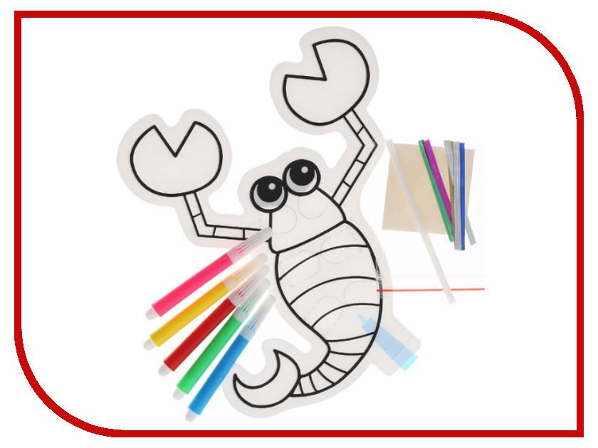 Bradex Надувная раскраска Скорпион DE 0216 раскраски bradex раскраска надувная скорпион