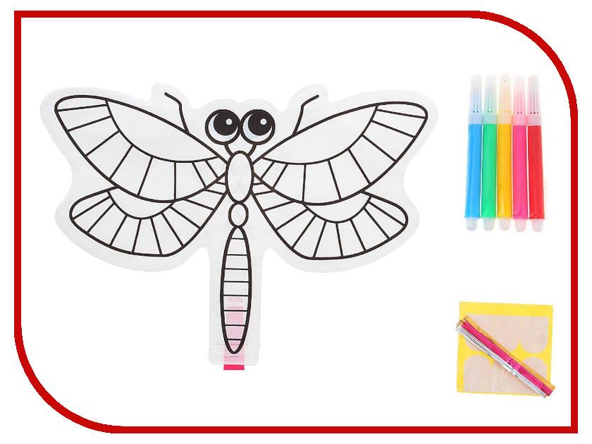 Bradex Надувная раскраска Стрекоза DE 0218 раскраски bradex раскраска надувная скорпион