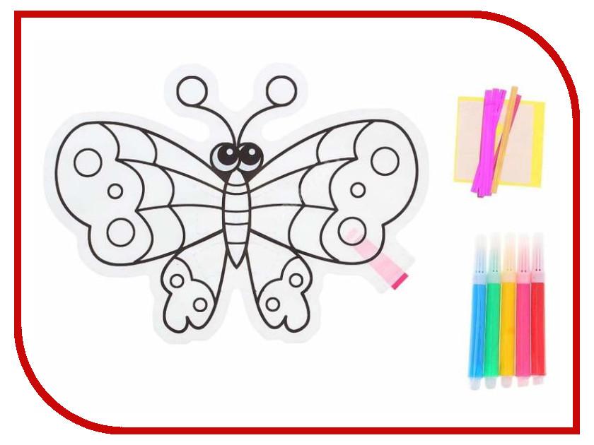 Bradex Надувная раскраска Бабочка DE 0219 раскраски bradex раскраска надувная скорпион