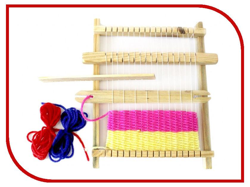 Набор для творчества Bradex Ткацкий Станок DE 0234 наборы для творчества alex ткацкий станок