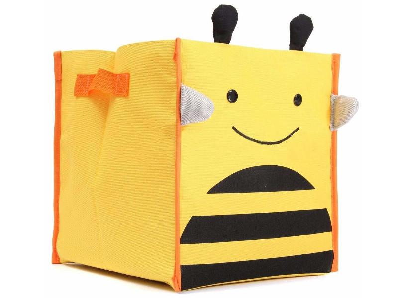 Ящик для игрушек Bradex Пчелка DE 0230 ранец детский пчелка оранжевый de 0184 page 7