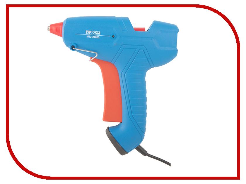 Термоклеевой пистолет СОЮЗ КПС-24800