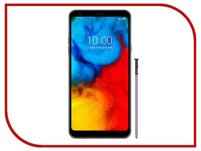 Сотовый телефон LG Q Stylus+ Black цены онлайн