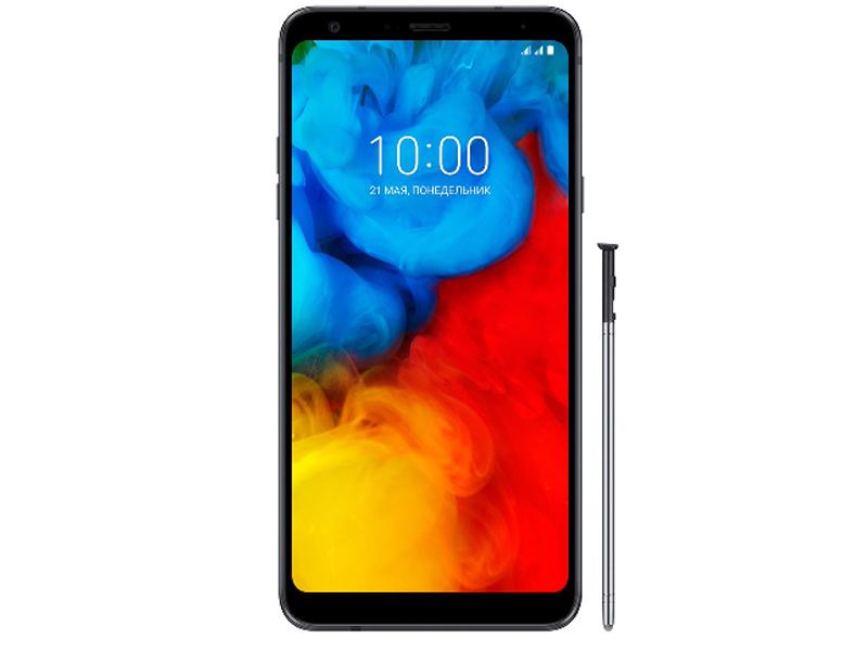 Сотовый телефон LG Q Stylus+ Black телефон