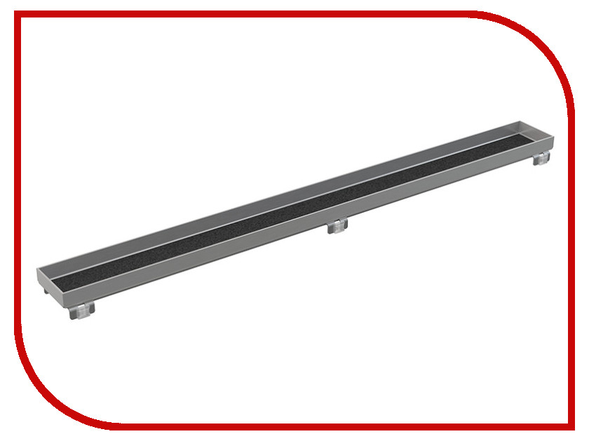 Решетка AlcaPlast FLOOR-300 free shipping 80cm 304stainless steel floor drain bathroom kitchen shower square floor waste grate sanitary dr080