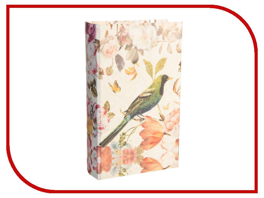 Сейф книга СИМА-ЛЕНД Певчая птица 21x13x5cm 2682210 сейф книга сима ленд соловушка 1522132