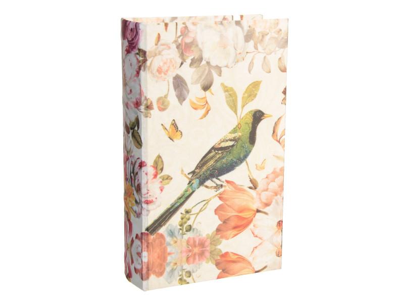 Сейф книга СИМА-ЛЕНД Певчая птица 21x13x5cm 2682210
