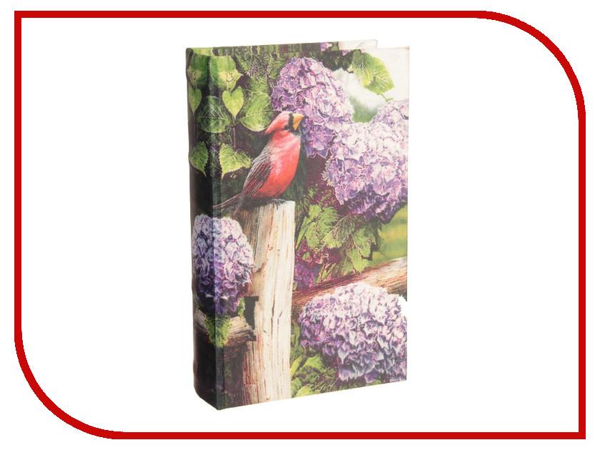 Сейф книга СИМА-ЛЕНД Птица в сирени 21x13x5cm 2682211 сейф книга сима ленд соловушка 1522132