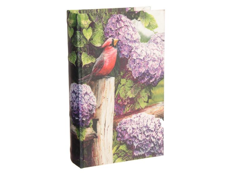 цена на Сейф книга СИМА-ЛЕНД Птица в сирени 21x13x5cm 2682211