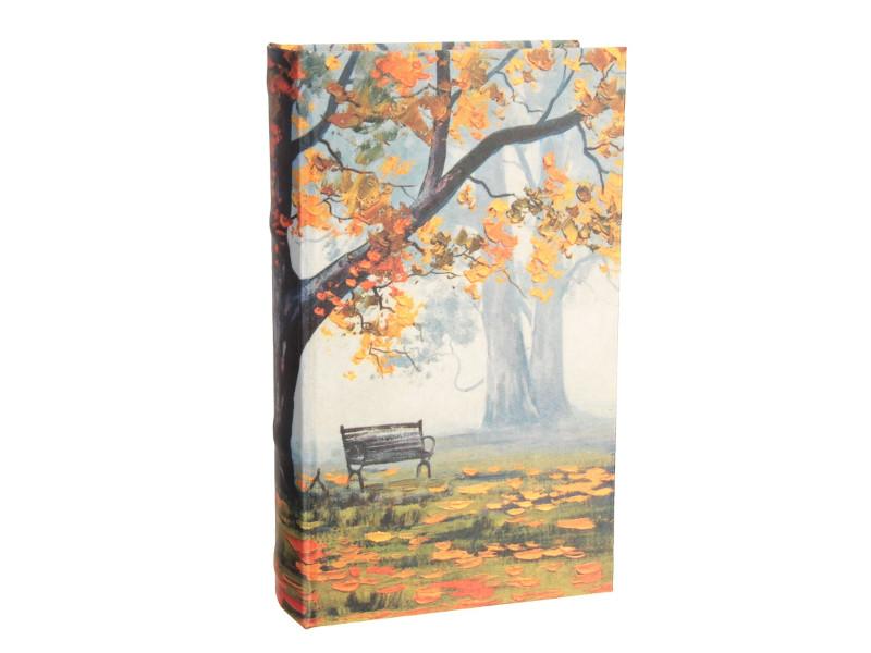 цена на Сейф книга СИМА-ЛЕНД Осень в парке 21x13x5cm 2682216