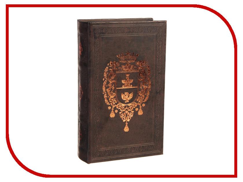 Сейф книга СИМА-ЛЕНД Фамильный герб 21x13x5cm 2682229 сейф книга сима ленд соловушка 1522132