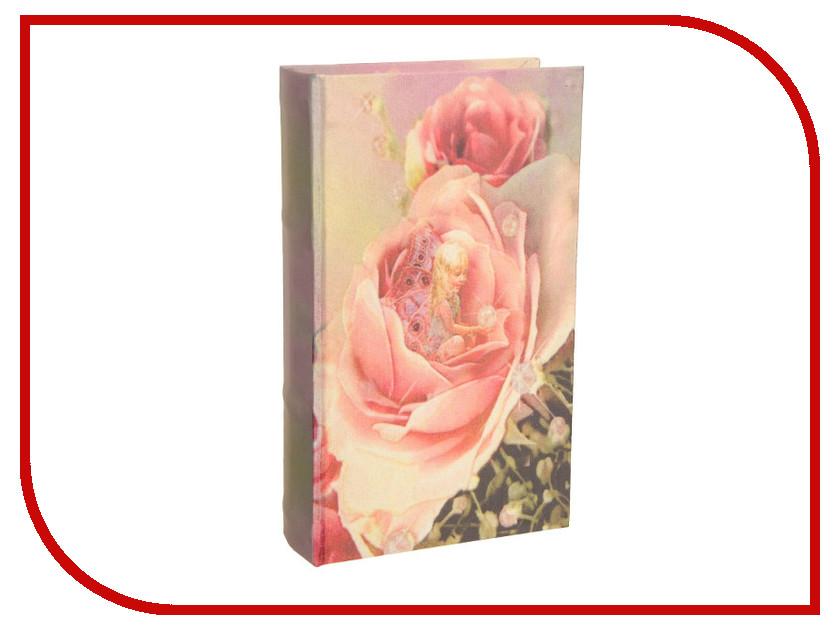 Сейф книга СИМА-ЛЕНД в розе 21x13x5cm 2682214