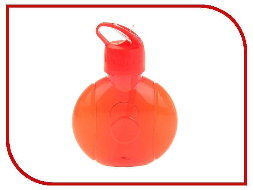 Бутылка СИМА-ЛЕНД 650ml Red 1189432 украшение сима ленд набор шаров ангела 6шт red 3249251