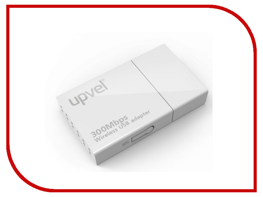 Wi-Fi адаптер Upvel UA-222NU Arctic White цена