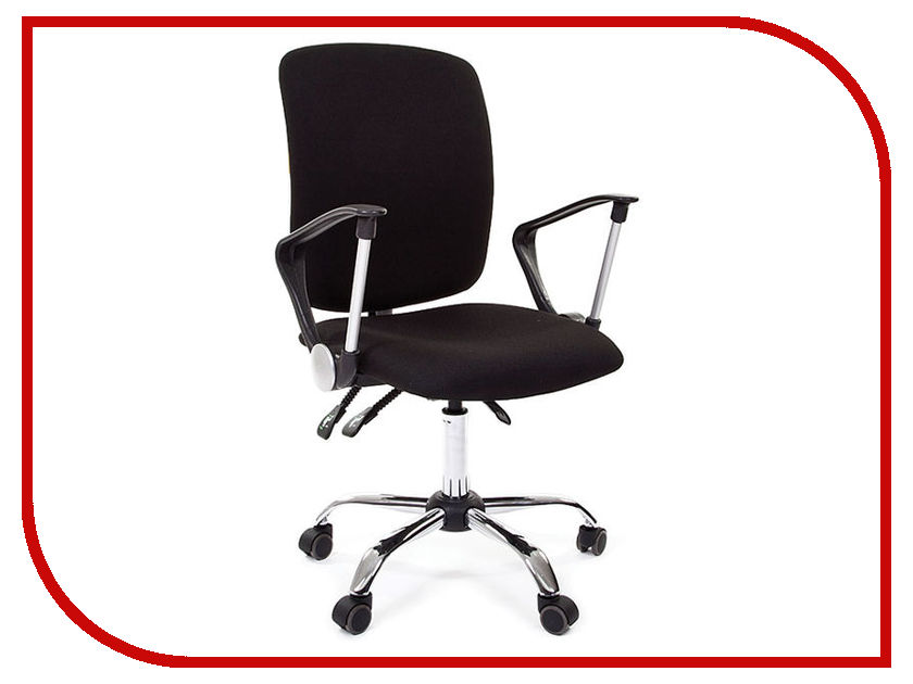 Компьютерное кресло Chairman 9801 Chrom Black chairman 402 mebelvia