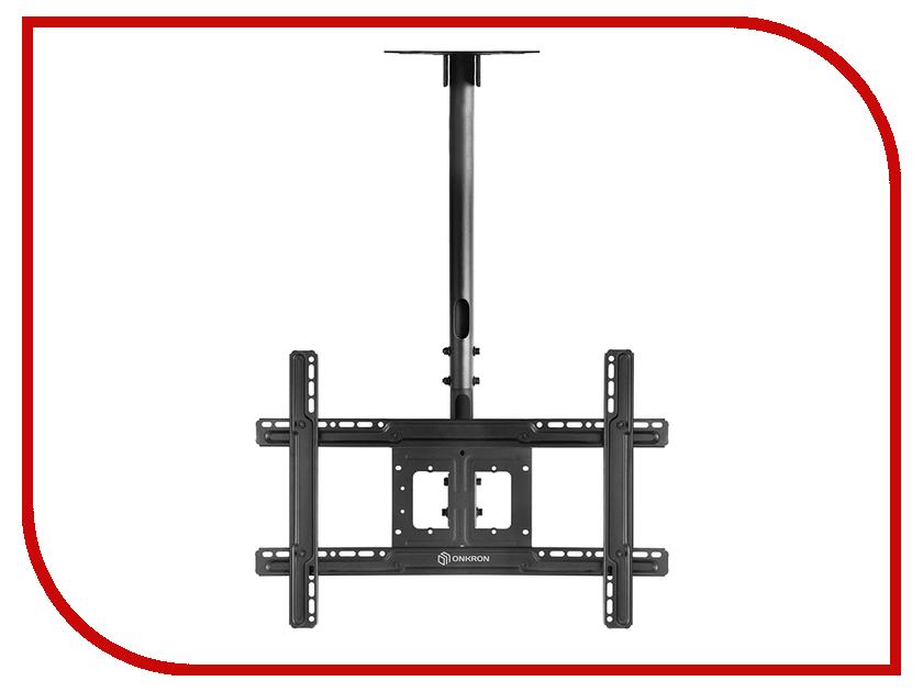 Кронштейн Onkron N1L Black кронштейн для телевизоров onkron m 15 чёрный