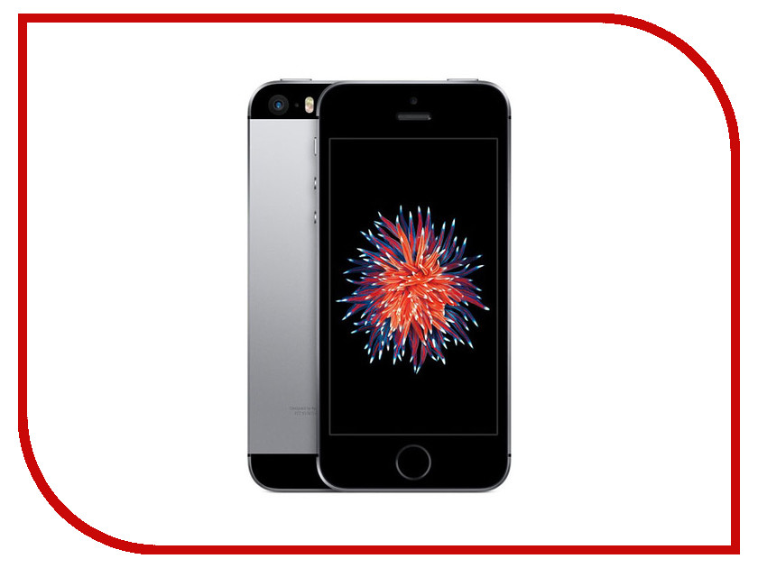 Сотовый телефон APPLE iPhone SE - 16Gb Space Grey FLLN2RU/A восстановленный