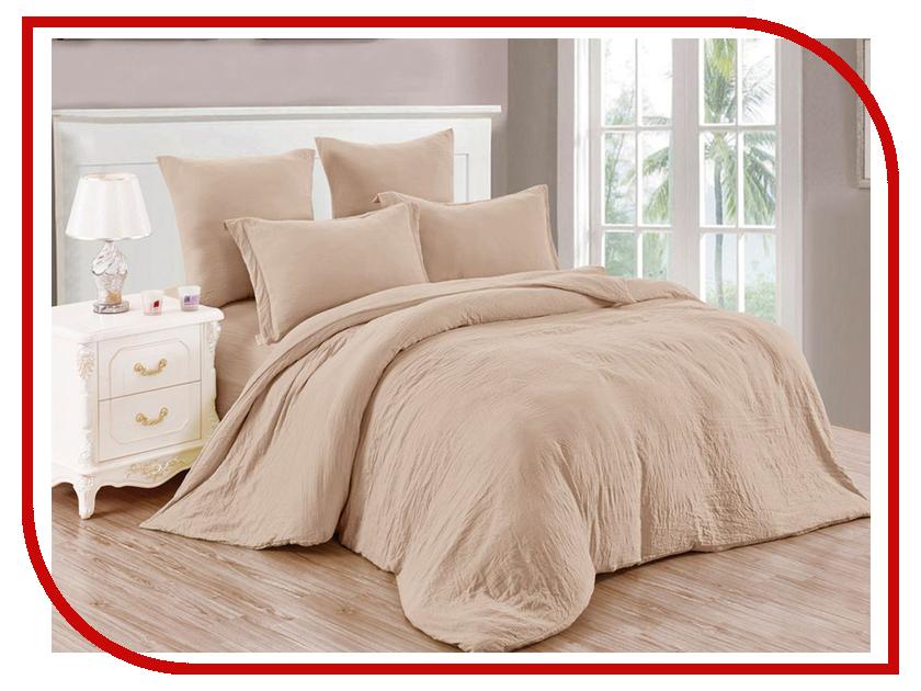 Постельное белье Cleo Pastel Symphony 15/022-PT Комплект 1.5 спальный Микросатин