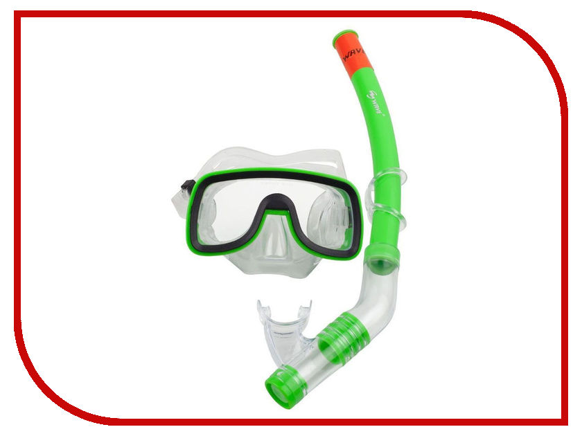 Набор Wave MS-1319S6 Green rolsen ms 1770se