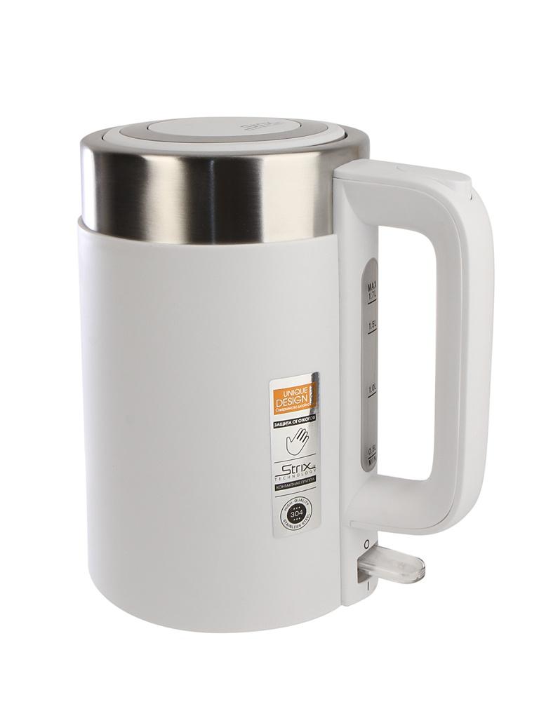 Чайник Redmond RK-M129 White электрочайник redmond rk m170s e
