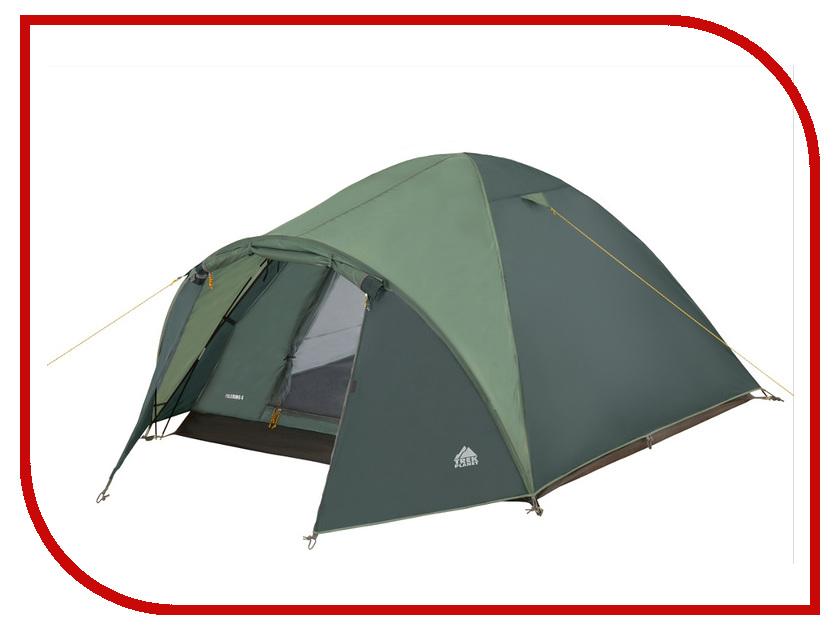 Палатка Trek Planet Palermo 4 Green 70169 trek planet denver air 4