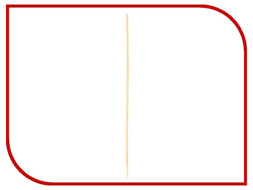 Шпажки для шашлыка Ecovilka 20cm x 3mm 100шт BSS0203 heacent reprap diy 3d printer j head mkiv mkv hotend 3mm filament 0 3mm nozzle silver black