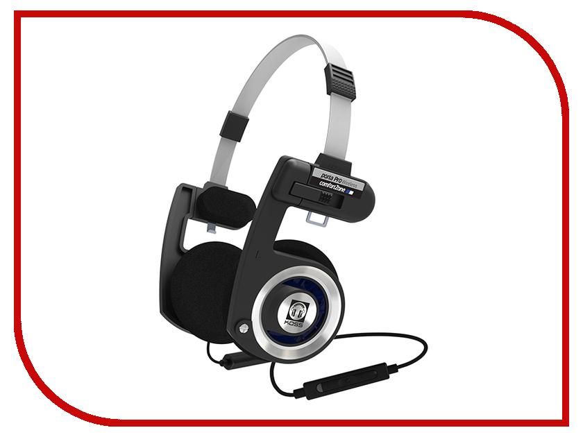 Koss Porta Pro Wireless наушники koss porta pro casual серебристый синий