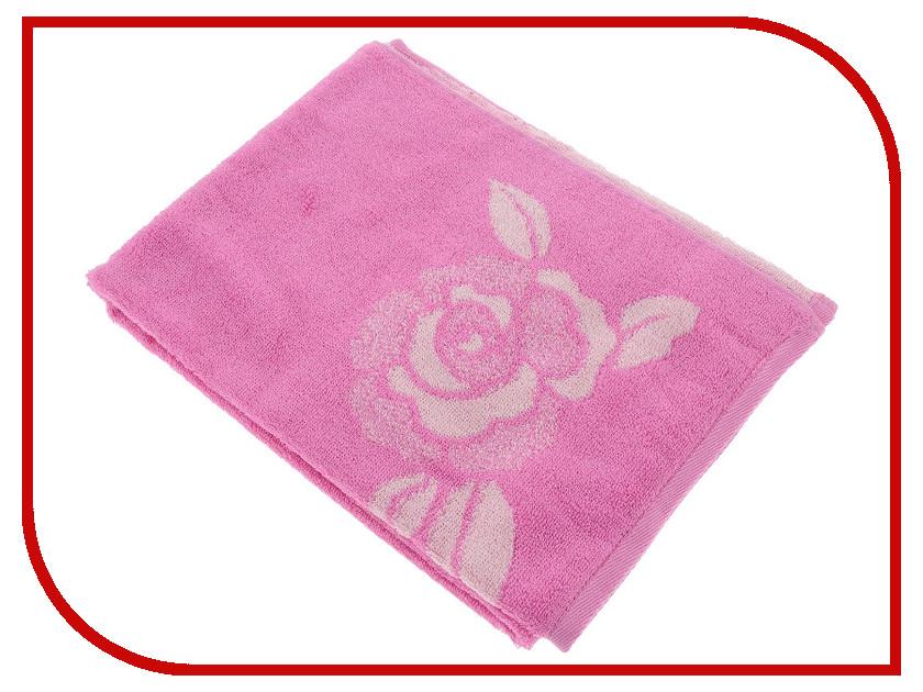 Полотенце Aquarelle Розы вид 1 50x90cm Soft Pink -Orchid 710446