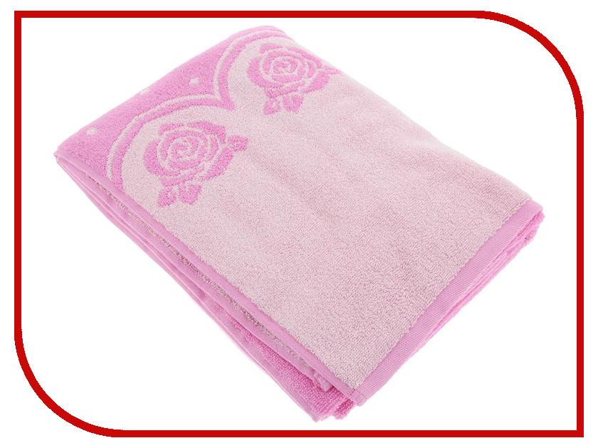 Полотенце Aquarelle Розы вид 3 70x140cm Soft Pink -Orchid 710681 fashionable soft cotton hat for 0 3 years old baby pink blue