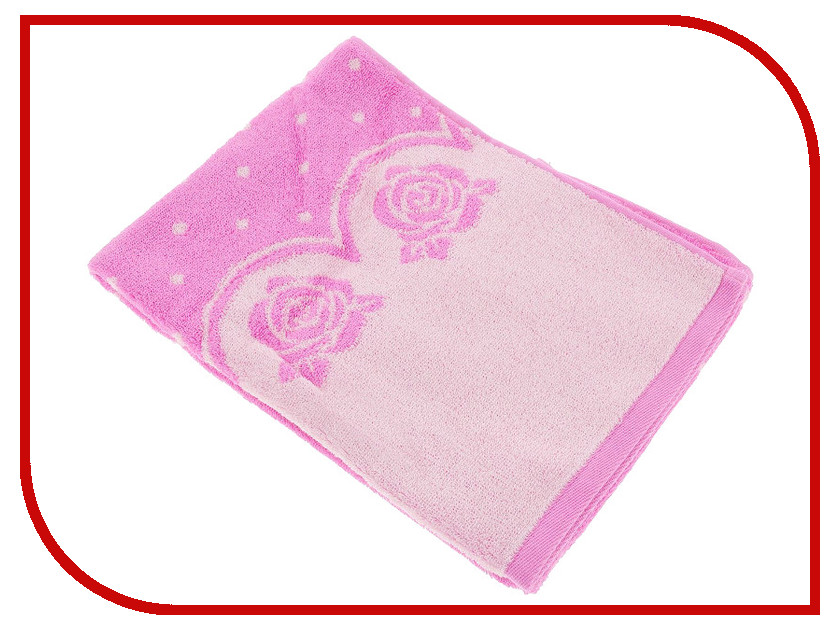 Полотенце Aquarelle Розы вид 3 50x90cm Soft Pink -Orchid 710678 fashionable soft cotton hat for 0 3 years old baby pink blue