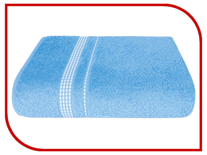 Полотенце Aquarelle Лето 40x70cm Calm Blue 713521 полотенце aquarelle лето 70x140cm calm blue 713523