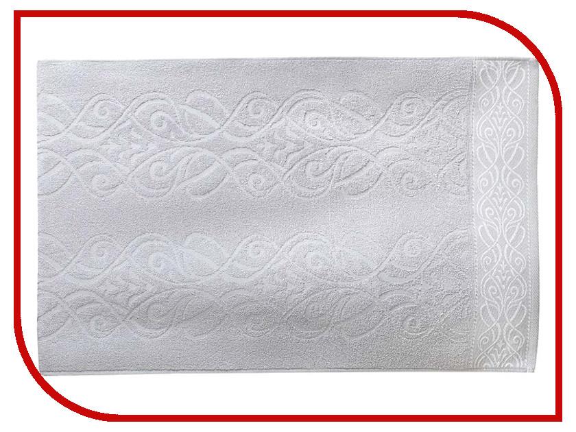 Полотенце Aquarelle Толедо 50x90cm Cold Grey 717962 grey basic cold shoulder mini dress with side pockets