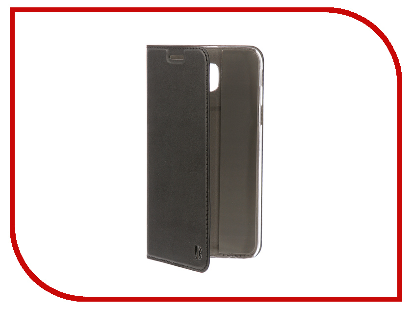 Аксессуар Чехол-книжка для Samsung Galaxy J5 2017 DYP Casual Wallet Black DYPCR00018