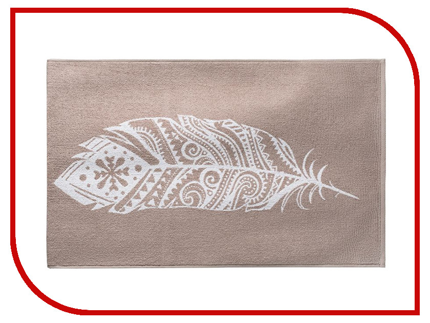 Полотенце Aquarelle 35x70 Борнео вид 3 Mokko-White 721386 полотенце aquarelle стамбул 35x70cm white grassy 710411