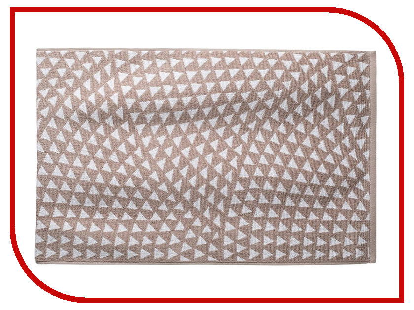 Полотенце Aquarelle 35x70 Борнео вид 2 Mokko-White 721385 брюки mokko
