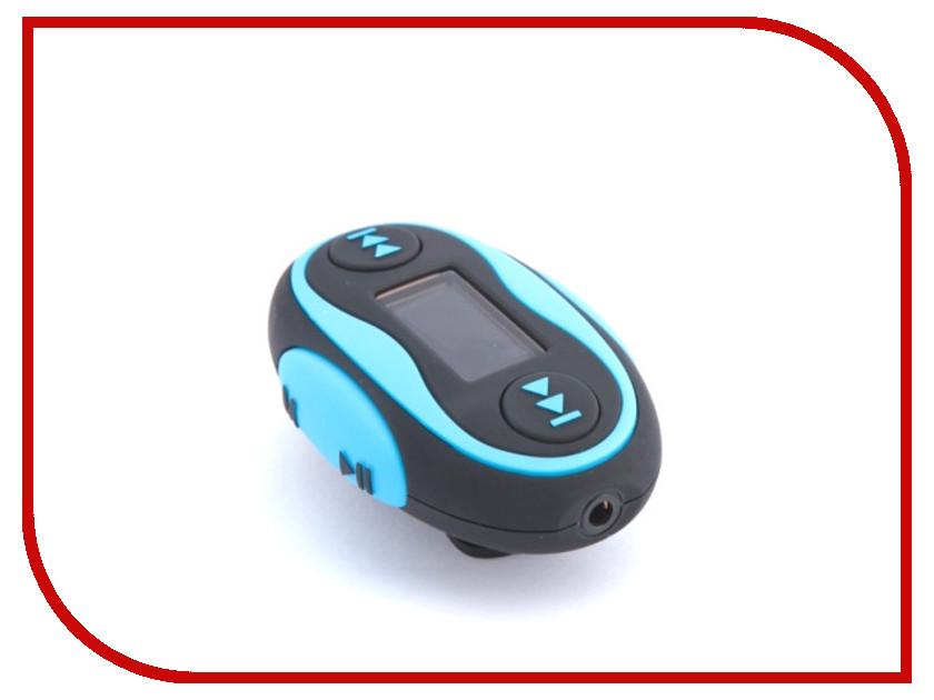 Плеер Aquafeel Freestyle FM 8Gb Light Blue
