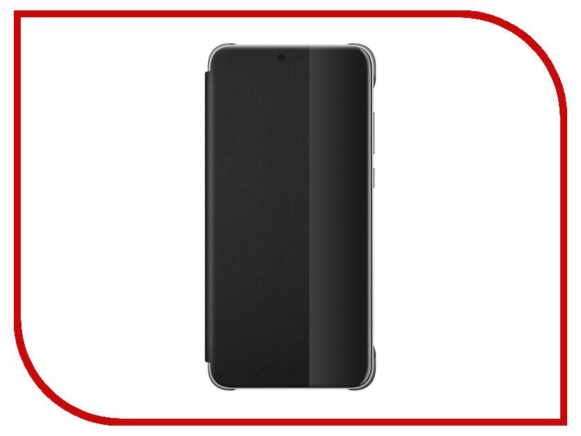 Аксессуар Чехол Huawei P20 Smart View Black 51992399