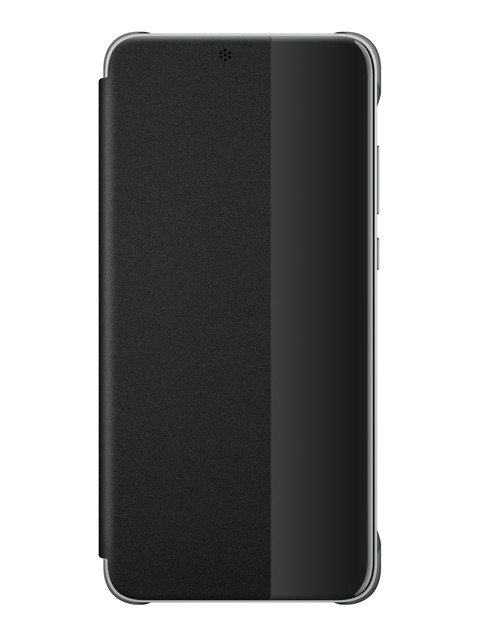 Аксессуар Чехол для Huawei P20 Smart View Black 51992399 аксессуар чехол для huawei p20 activ mate black 84911