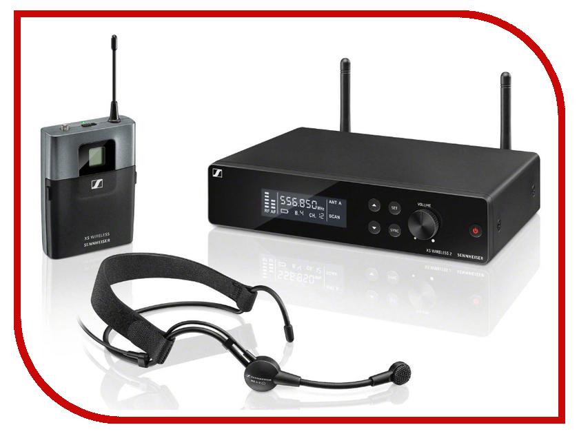 Радиосистема Sennheiser XSW 2-ME3-B