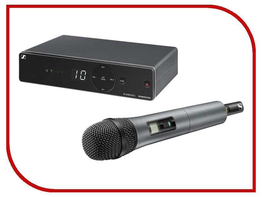Радиосистема Sennheiser XSW 1-835-A вокальный микрофон sennheiser e 835 s