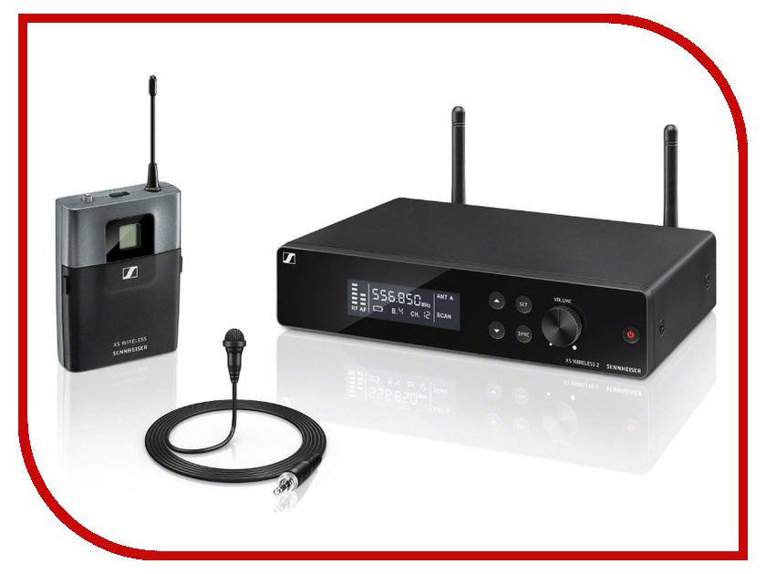 Радиосистема Sennheiser XSW 2-ME2-A радиосистема sennheiser ew 145 g3 a x