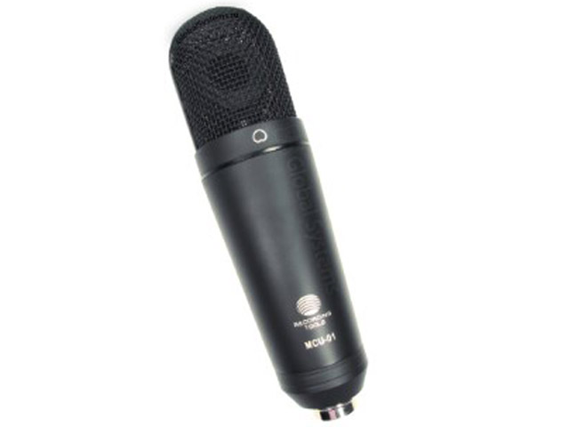 Микрофон Recording Tools MCU-01 USB Black