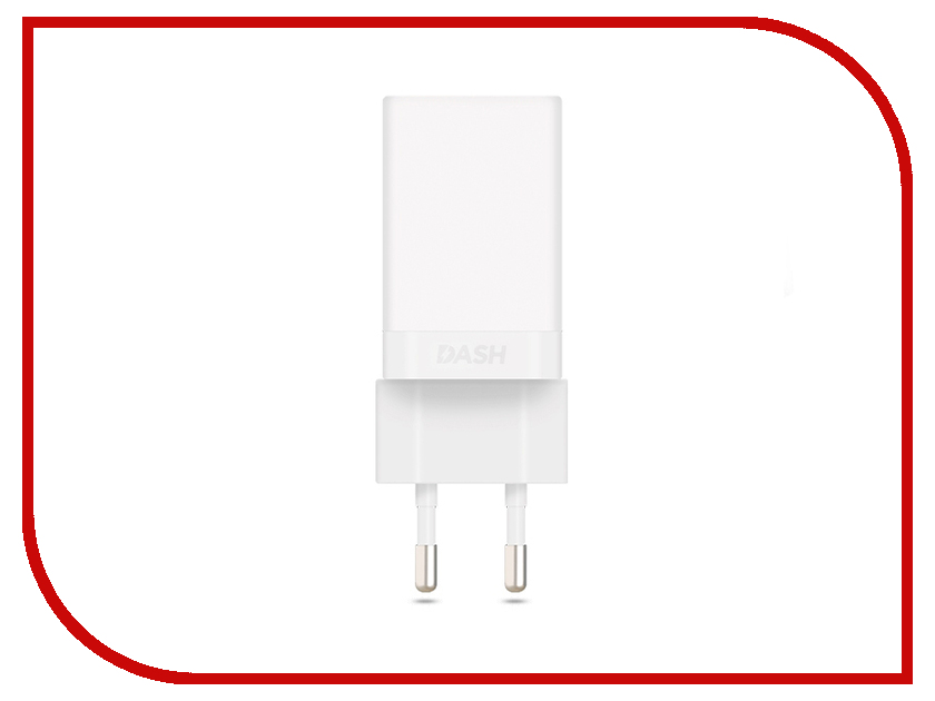 Зарядное устройство OnePlus Dash Charge Power Adapter White 201001701 5v 2000ma eu plug power adapter w charging cable white 100 240v
