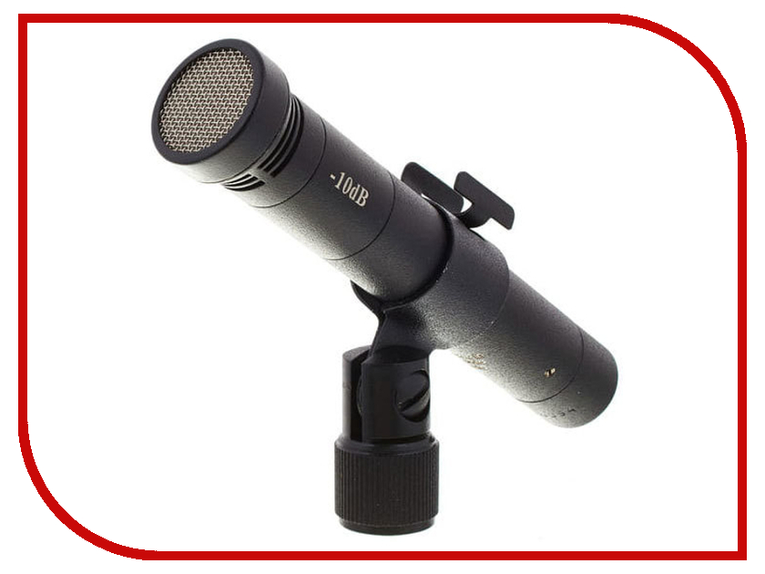 Микрофон Октава МК-012-01 Black yamaha yst sw 012 black