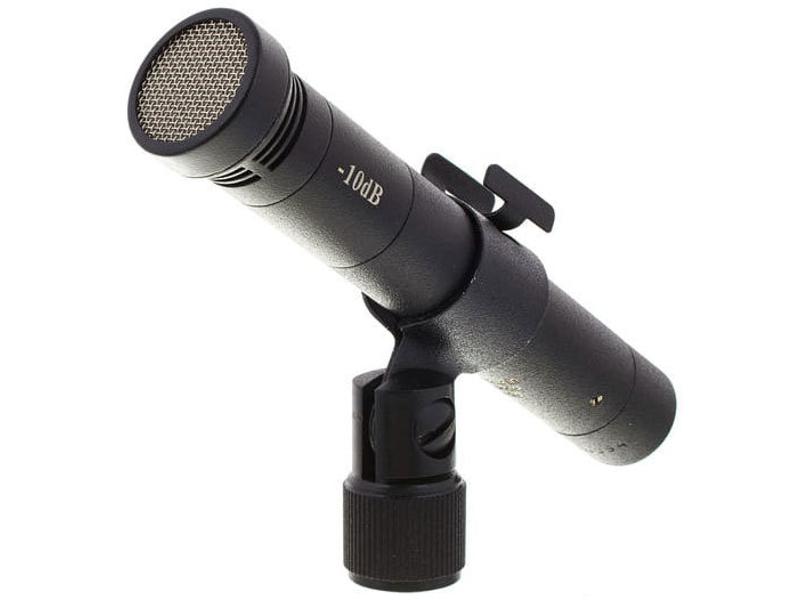 цены на Микрофон Октава МК-012-01 Black  в интернет-магазинах
